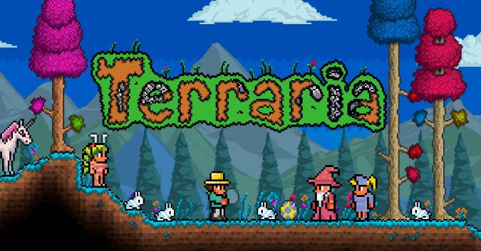 Terraria passe en version 1 0 2 sur 3DS – Nintendo-Town fr