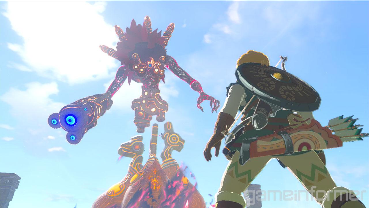 Surprenant Zelda Breath Of The Wild Ps4 the legend of zelda: breath of the wild – nintendo-town.fr