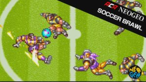 ACA NEOGEO Soccer Brawl