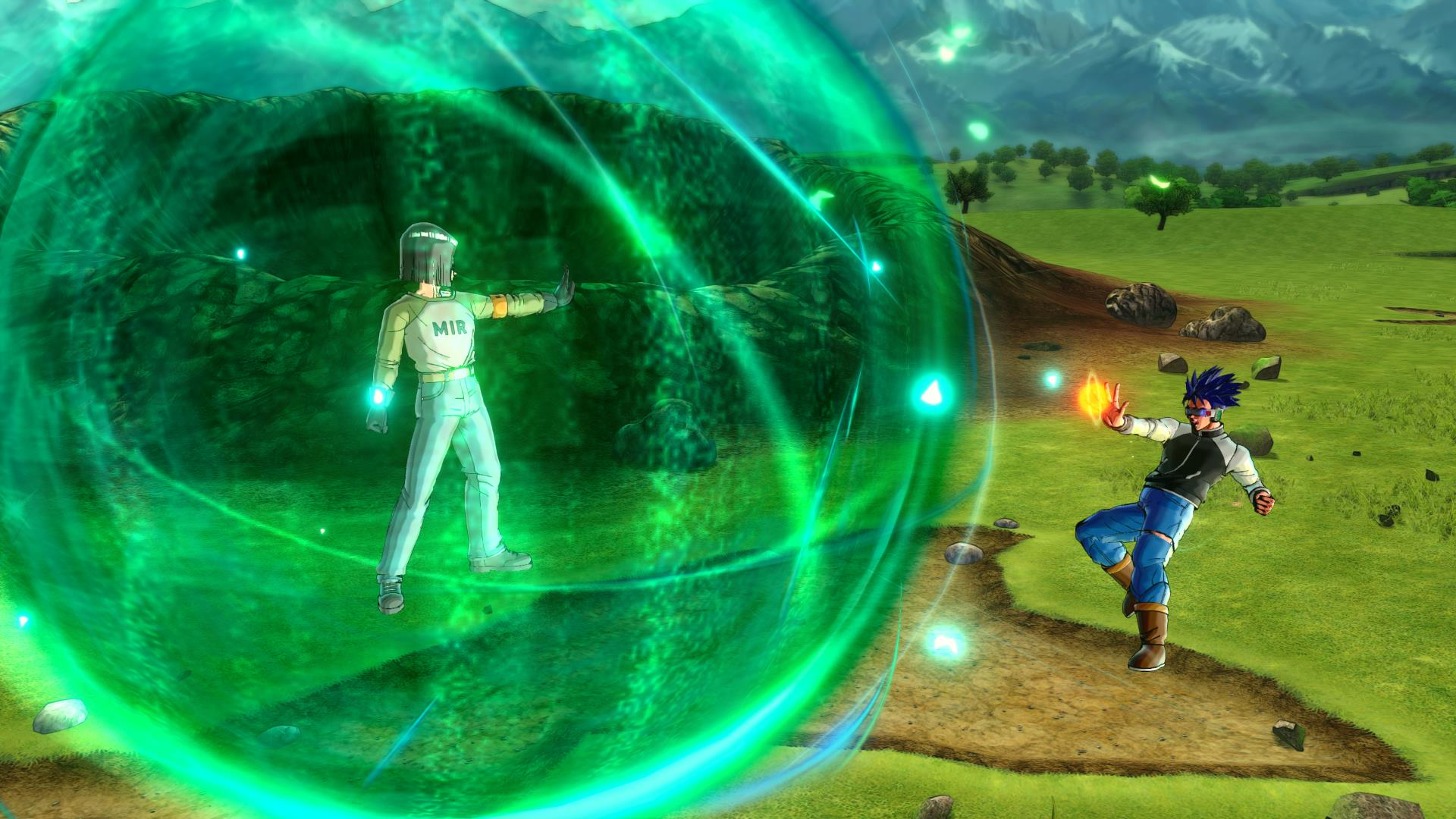 Dragonball Xenoverse 2 Jiren Et Android 17 En Images Nintendo