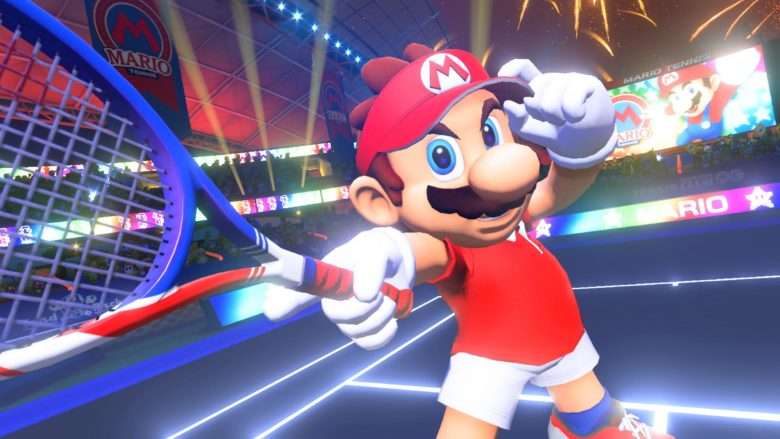 Mario Tennis Aces servira une démo gratuite (et un tournoi)…