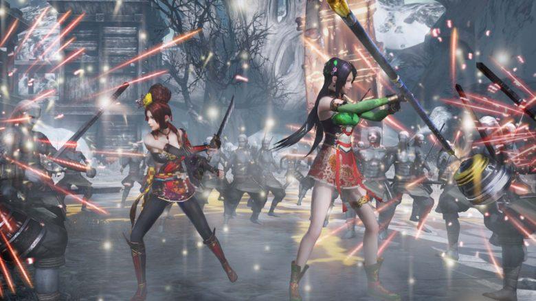 [Jeux vidéo] Warriors Orochi 4 est officialisé !