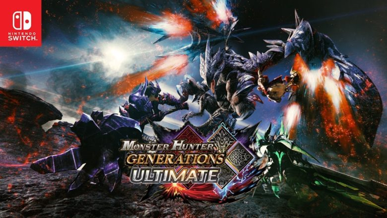 Capcom annonce Monster Hunter Generations Ultimate sur Switch