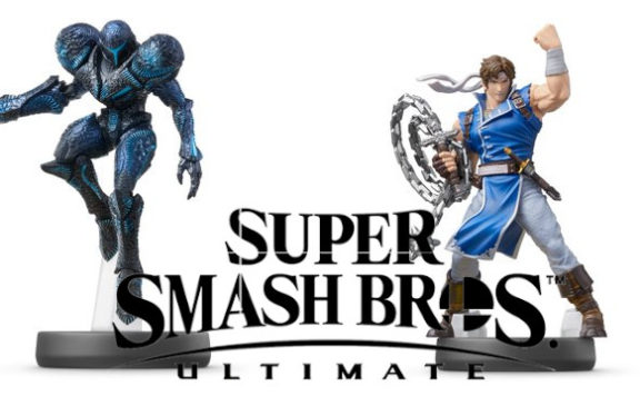 Amiibo Smash Bros Ultimate