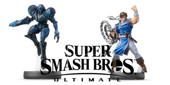 Amiibo Smash Bros Ultimate