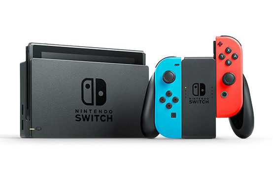 nintendo-switch-with-neon-blue-and-neon-red-joy-con