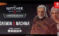 Daemon X Machina et Witcher 3