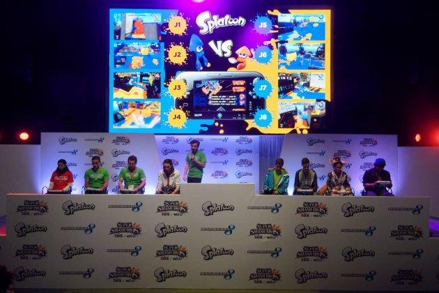 Japan Expo Les Stands : Faites le plein de tournois sur le stand nintendo de japan expo