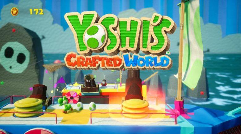 """Résultat de recherche d'images pour """"YOSHI'S CRAFTED WORLD SWITCH"""""""