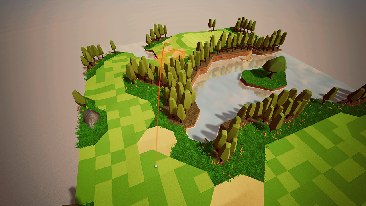 A Little Golf Trip (Nintendo Switch) – Le test